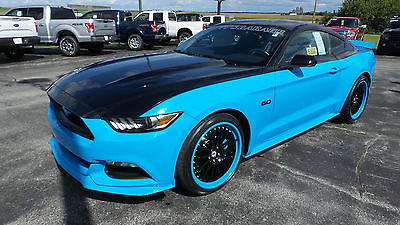 Ford : Mustang Petty's Garage New Petty's Garage Supercharged Mustang GT Stage 2 1of43 #14 (Ford Racing Roush)