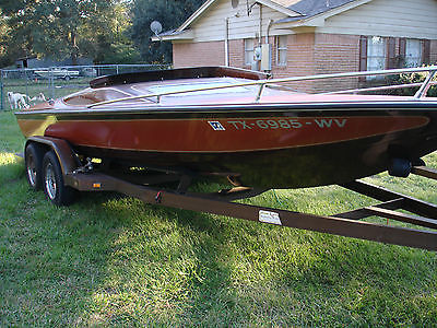1978 kona jet boat 454 big block chevy