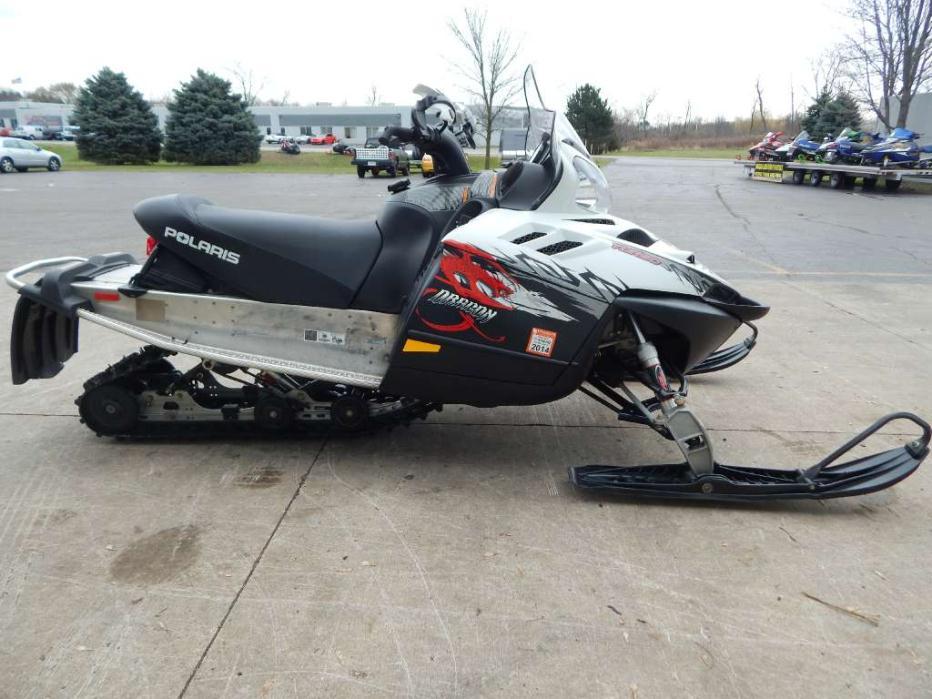 2009 Polaris Dragon 800 Motorcycles For Sale