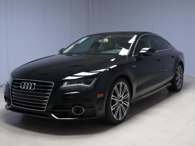 Audi : A7 4dr HB quatt 2012 audi a 7 quattro sedan excellent condition with high equipment
