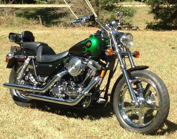 Harley Davidson Fxr motorcycles for sale in Louisiana