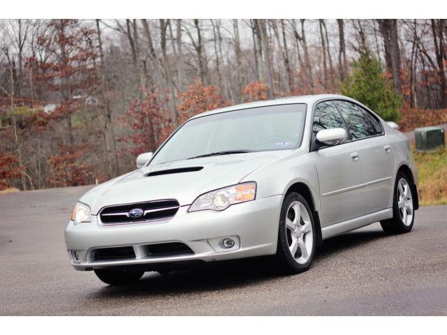 Subaru : Legacy 2.5 GT Ltd 2006 subaru legacy gt clean title