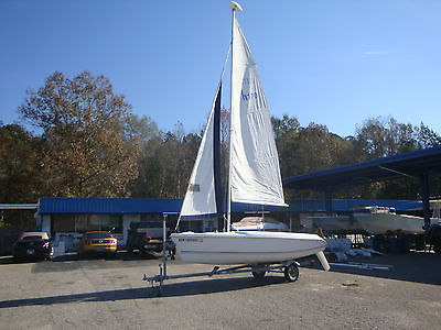 2001 Hunter 170 Sailboat - Traler Included - We Export -