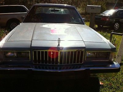 Mercury : Grand Marquis 1987 mercury grand marquis