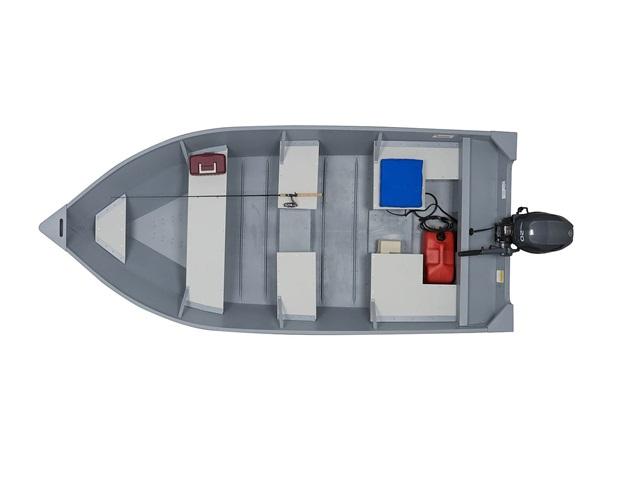 2015 G3 Angler Deep-V Guide V14 CXT