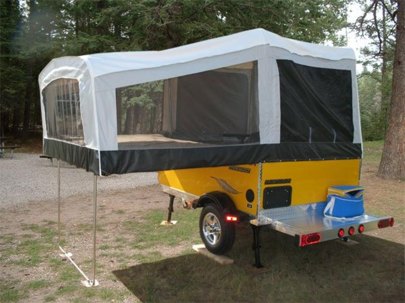 Livinlite Quicksilver 8 1 Tent Camper Rvs For Sale