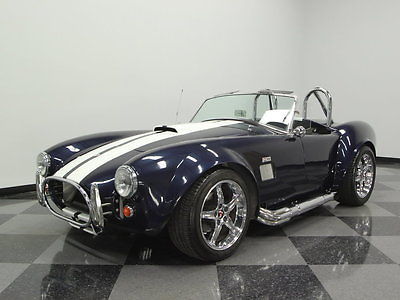 Shelby : Cobra Replica EXCELLENT BUILD QUALITY, GREAT COLORS, ONLY 9K MILES, GREAT FACTORY FIVE COBRA!