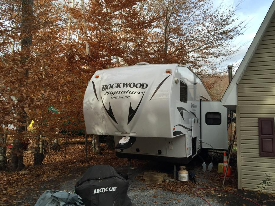 2014 Forest River Rockwood Signature Ultra 8265WS