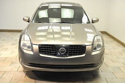 Nissan : Maxima SE 2004 nissan maxima 6 speed leather rare find