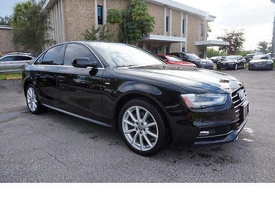 Audi : A4 Premium A4 PREMIUM LEATHER ROOF PAINT UPGRADE WE FINANCE AND SHIP DAVID 281 248 7835
