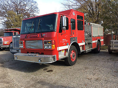 2000 Metropolitan water fire truck