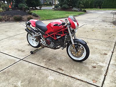 Ducati : Monster 2005 ducati monster s 4 r