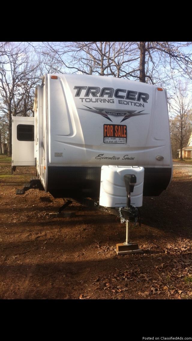 2012 Tracer Ultra light camper