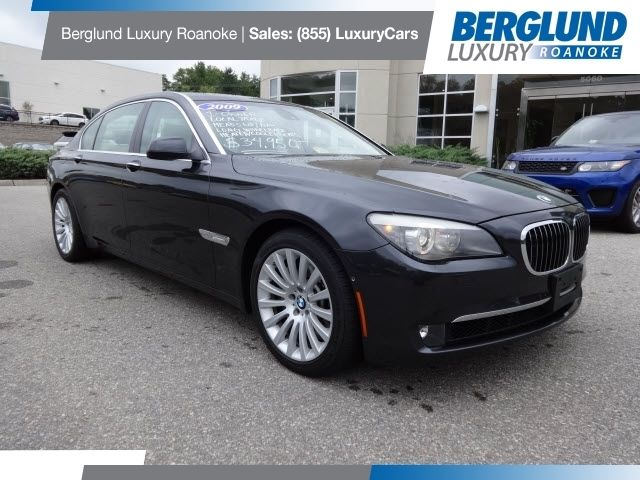BMW : 7-Series 750Li One-Owner, Voice Control, Night Vision, Cold Weather, LOADED, Great Value!!