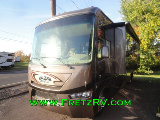 Ford Jayco Motorhome Rvs For Sale