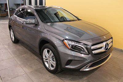 Mercedes-Benz : Other 4MATIC 4dr GLA250 2015 suv new intercooled turbo premium unleaded i 4 2.0 l 121 automatic awd