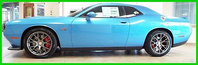 Dodge : Challenger Leather Navigation Roof Adaptive Cruise 2016 dodge challenger srt 392 6.4 l v 8 automatic rwd coupe premium 18 speakers