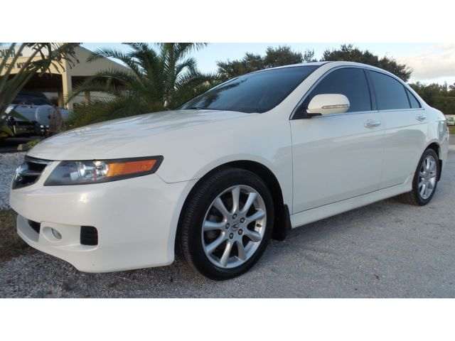 Acura : TSX Base Sedan 4-Door Florida owned, clean rust free. Heated leather seats. Great condition! Must see!