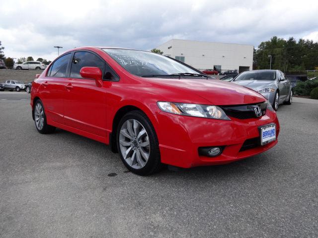 Honda : Civic Si Clean Si SEDAN, Clean History, Good Maintenance, CALL US FOR A GOOD DEAL