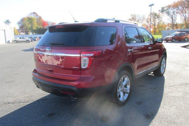 2011 Ford Explorer Sport Utility Limited