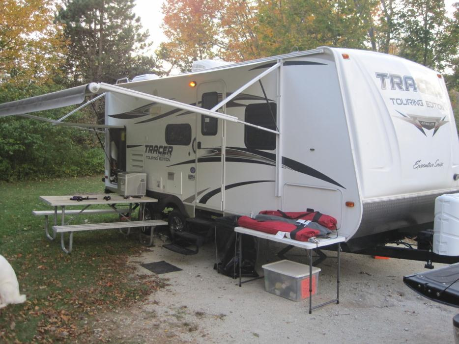 2016 Prime Time Rv Avenger ATI 26BB