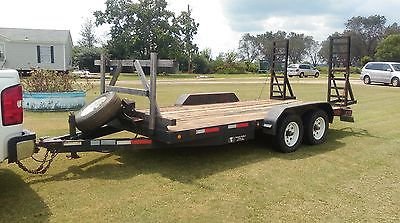7' X 16' Heavy Duty utility trailer