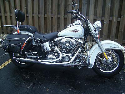 2007 harley davidson heritage softail motorcycles for sale. Black Bedroom Furniture Sets. Home Design Ideas