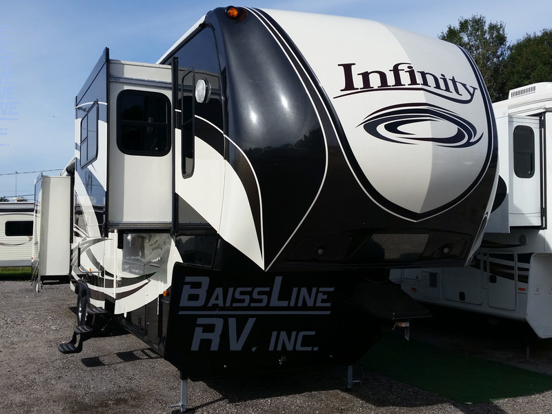 2010 dutchmen infinity 3750fl rvs for sale - Infinity fifth wheel front living room ...