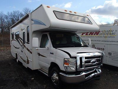 2010 Ford E450 CHAT MOTOR HOME Used