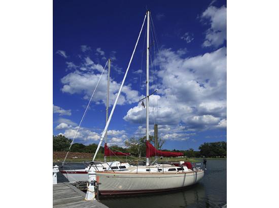 1985 Cal Yachts Call 33 Mark II