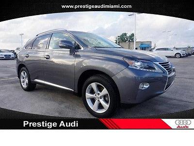 Lexus : RX AWD NAVIGATION 4 x 4 navigation leather moonroof all wheel drive we finance david 281 748 7835
