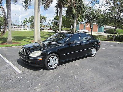 Mercedes-Benz : S-Class S430 2001 mercedes benz s 430 florida car runs great make offer we ship