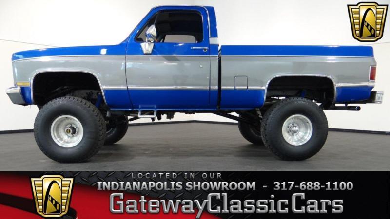 1986 Chevrolet K10 #373NDY