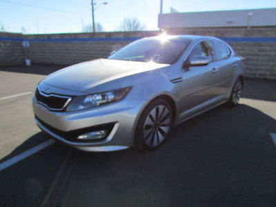 Kia : Optima 4dr Sedan 2.0T Automatic SX 4 dr sedan 2.0 t automatic sx low miles automatic gasoline 2.0 l 4 cyl silver