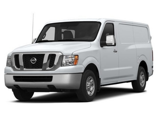 2016 Nissan Nv2500 Hd S V8