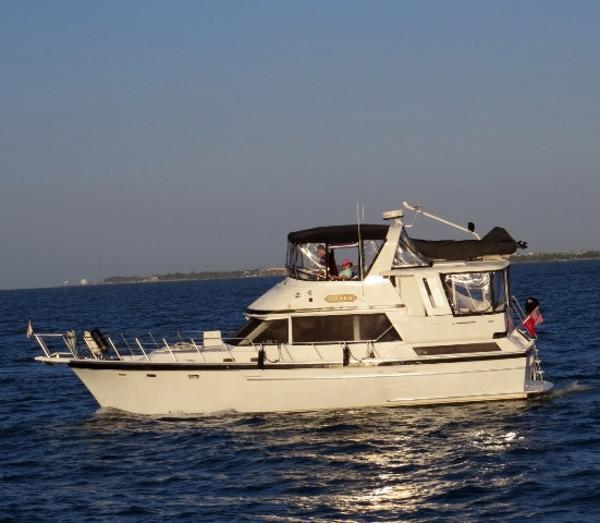 1986 Jefferson 42 Aft Cabin Motor Yacht