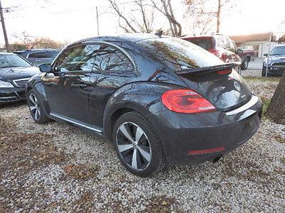 Volkswagen : Beetle-New 2.0T 2.0 t volkswagen beetle coupe low miles 2 dr automatic diesel 2.0 l 4 cyl platinum