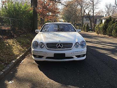 Mercedes-Benz : CL-Class Mercedes CL500