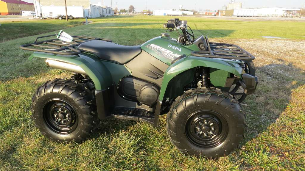 2014 yamaha grizzly 450 eps motorcycles for sale for Yamaha grizzly 450 for sale