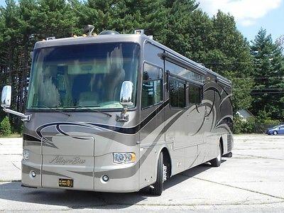 2007 Tiffin Allegro Bus 40QDP 40.5ft Diesel Class A RV Coach Motorhome, 4 Slides