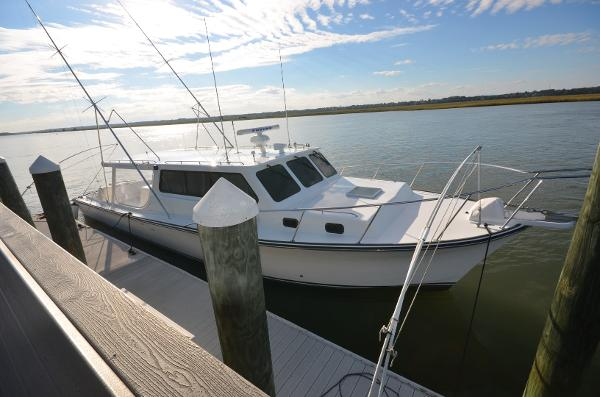 2006 Markley Chesapeake Deadrise Allen Boat Builders