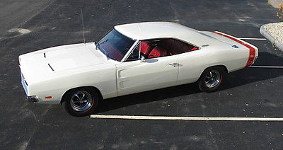 Dodge : Charger Rare 1969 Dodge Charger R/T