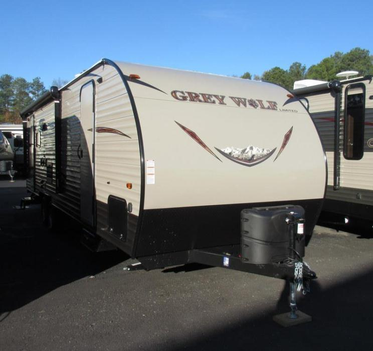 2007 Forest River Wolf Pack 18DFWP