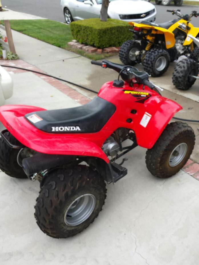 2007 Honda S90 90