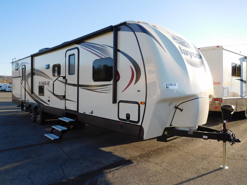 30 Foot Jayco Trailer Rvs For Sale