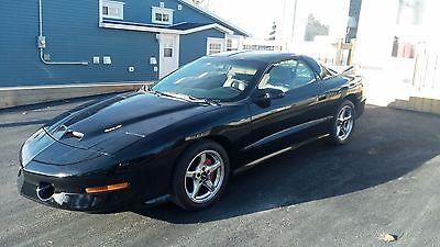 Pontiac : Trans Am Pontiac Trans Am 1996
