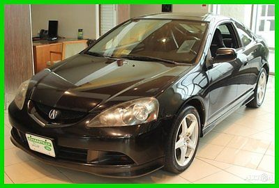 Acura : RSX Type-S Leather 2006 type s leather used 2 l i 4 16 v manual fwd coupe premium
