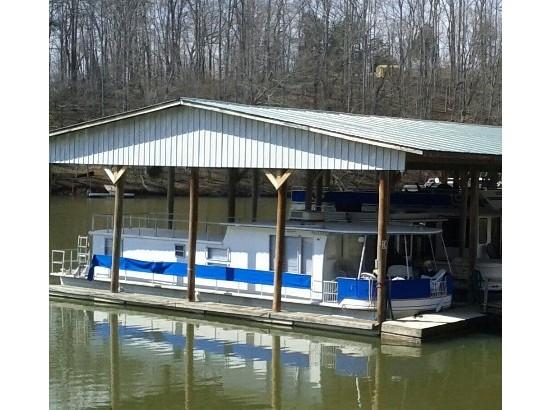 1970 Lazy Days Houseboat