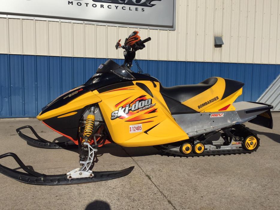 Ski Doo Mxz 600 H O Motorcycles For Sale
