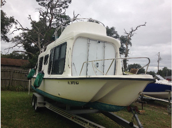 1998 Adventure Craft 2800